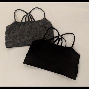 Soma yoga sports bras BUNDLE!!!